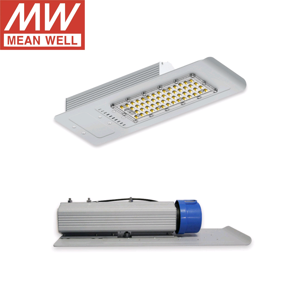 40 w  street light with Photocell Mean Well Driver