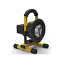Rechargeable Emergency Flood Light 10W 5H Round COB